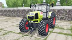 Claas Atles 936 RZ conifer para Farming Simulator 2017