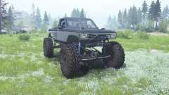 Ford Ranger 1982 TTC para MudRunner