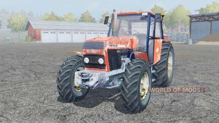 Ursus 1224 pale red para Farming Simulator 2013