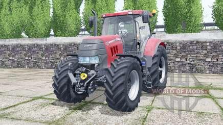Case IH Puma 155 CVX jasper para Farming Simulator 2017