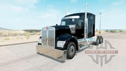 Kenworth W990 2018 para American Truck Simulator