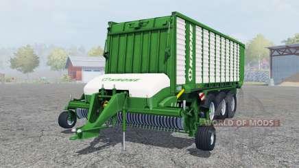 Krone ZX 550 GD custom para Farming Simulator 2013