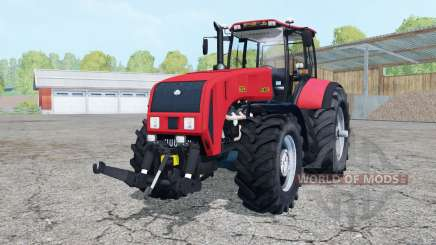Belarús 3522 elementos animados para Farming Simulator 2015