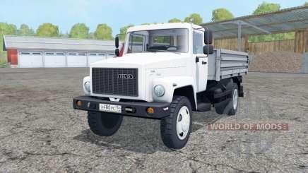 GAZ-SAZ-35071 remolque para Farming Simulator 2015