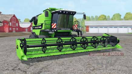 Deutz-Fahr 7545 RTS crawler modules para Farming Simulator 2015