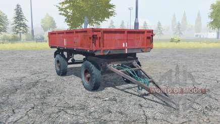 2ПТС-4 para Farming Simulator 2013