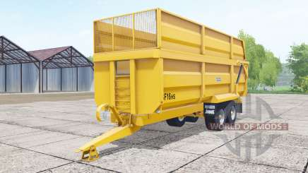 Richard Western SF16HS soft orange para Farming Simulator 2017