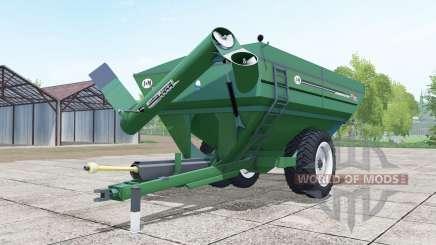 J&M 1412 illuminating emerald para Farming Simulator 2017