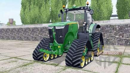 John Deere 7200R track systems para Farming Simulator 2017