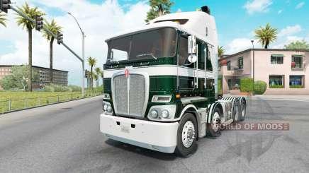 Kenworth K200 8x4 para American Truck Simulator