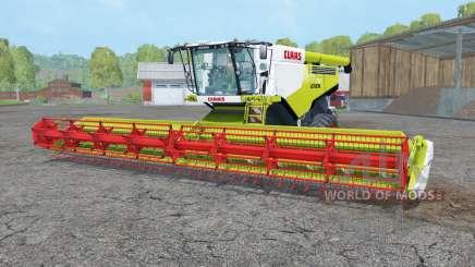 Claas Lexion 780 bitter lemon para Farming Simulator 2015