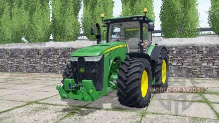 John Deere 8295R green para Farming Simulator 2017