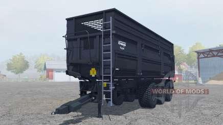 Krampe Big Body 900 black para Farming Simulator 2013