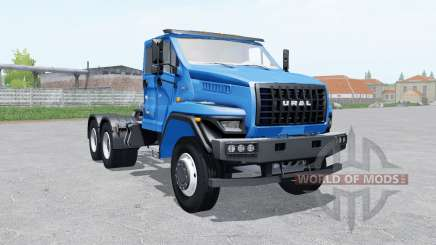 Ural Siguiente 6x4 T25.420 2018 para Farming Simulator 2017