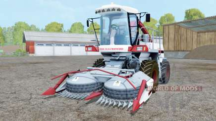 No-680M color blanco para Farming Simulator 2015