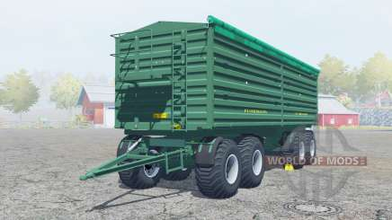 Fuhrmann FF 32000 illuminating emerald para Farming Simulator 2013