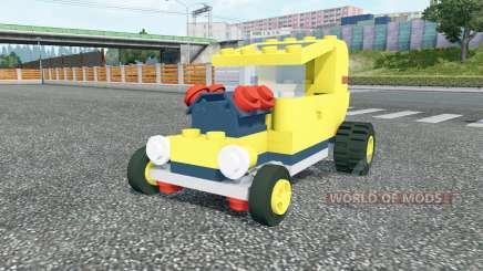Lego Car para Euro Truck Simulator 2