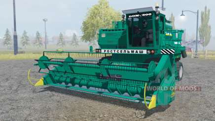 No-1500B color verde para Farming Simulator 2013