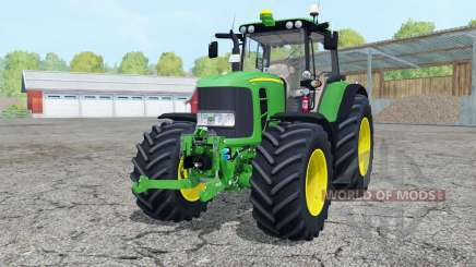 John Deere 7530 Premium animated element para Farming Simulator 2015