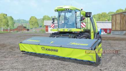 Krone BiG X 1100 multicolor para Farming Simulator 2015