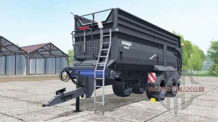 Krampe Bandit 750 Black Beauty para Farming Simulator 2017