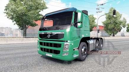 Volvo FM 420 6x2 para Euro Truck Simulator 2
