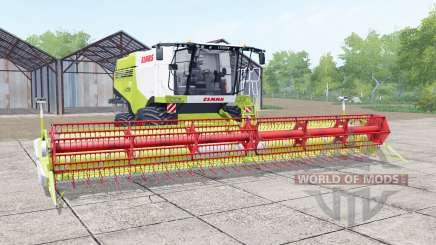 Claas Lexion 770 configurations wheels para Farming Simulator 2017