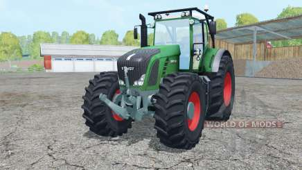 Fendt 936 Vario textures revised para Farming Simulator 2015