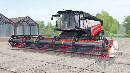 RSM 161 de color rojo brillante para Farming Simulator 2017