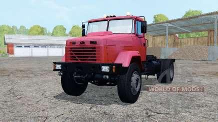 KrAZ 5133 tractor para Farming Simulator 2015