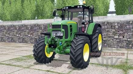 John Deere 7430 Premium more configurations para Farming Simulator 2017