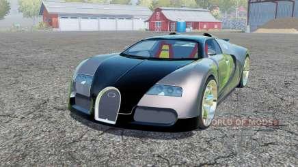 Bugatti Veyron 2006 para Farming Simulator 2013