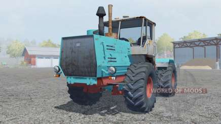 T-150K de un color azul brillante para Farming Simulator 2013