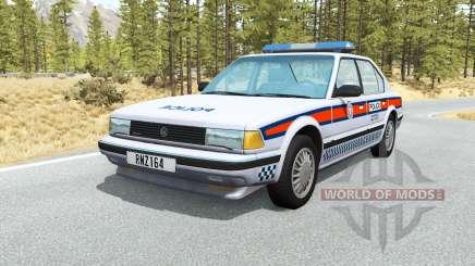 ETK I-Series Police Traffic v0.7.2 para BeamNG Drive