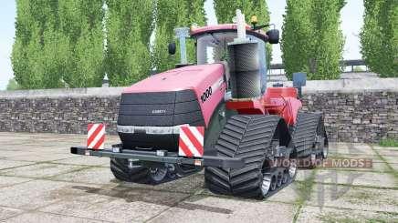 Case IH Steiger 1000 Quadtrac The Red Baron para Farming Simulator 2017