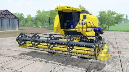 New Holland TC5090 lemon yellow para Farming Simulator 2017