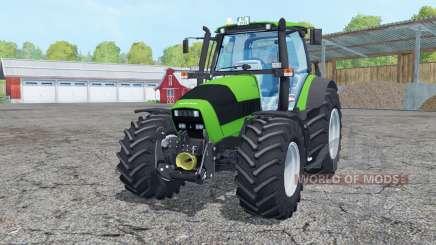 Deutz-Fahr Agrotron 165 Mk3 para Farming Simulator 2015