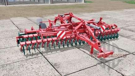 Vogel&Noot Terra Disc 600 red salsa para Farming Simulator 2017