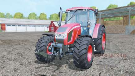 Zetor Forterra 150 HD pomegranate para Farming Simulator 2015