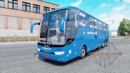 Marcopolo Paradiso 1200 (G6) para Euro Truck Simulator 2