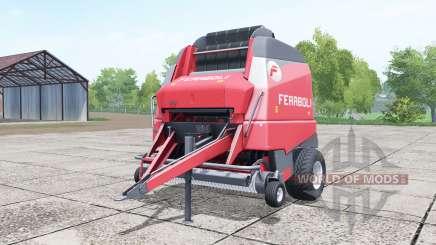 Feraboli Extreme 265 fiery rose para Farming Simulator 2017