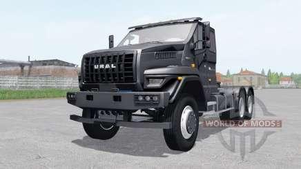 Ural Siguiente T25.420 2018 para Farming Simulator 2017