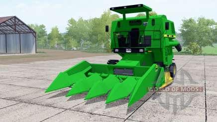 SLC 6200 green para Farming Simulator 2017