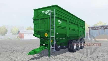 Krampe Big Body 900 north texas green para Farming Simulator 2013
