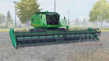 John Deere 9770 STS para Farming Simulator 2013