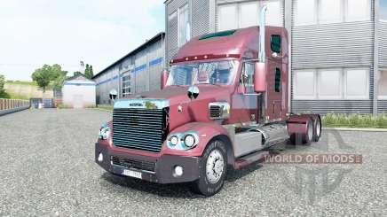Freightliner Coronado Techo Elevado _ para Euro Truck Simulator 2