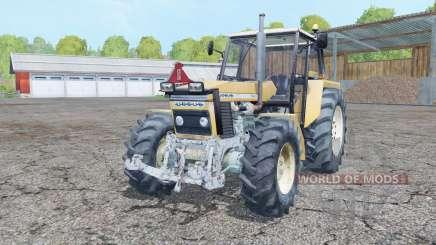 Ursus 1224 very soft orange para Farming Simulator 2015