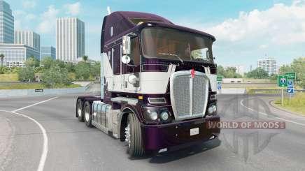 Kenworth K200 dark purple para American Truck Simulator