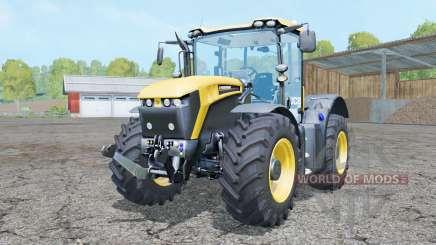 JCB Fastrac 4190 steering modes para Farming Simulator 2015