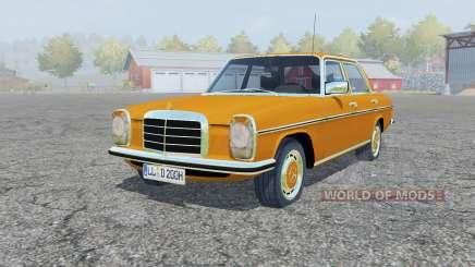 Mercedes-Benz 220D (W115) 1973 para Farming Simulator 2013